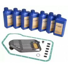 Комплект ZF PARTS 1060.298.069 для замены масла (с маслом) 5HP19FL - 5HP19FLA