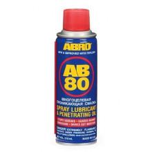 Смазка ABRO Жидкий ключ универсальная 210 мл / AB80210R