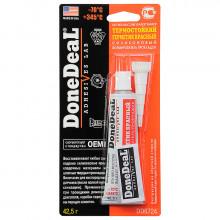 Герметик прокладок DONE DEAL красный 42,5 г / DD6724