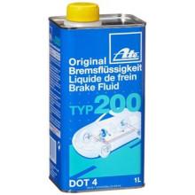 Жидкость тормозная ATE DOT 4 Typ 200 1 л / 03990162122