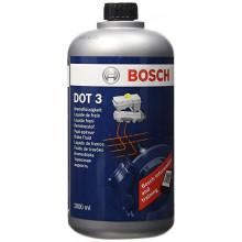Жидкость тормозная BOSCH DOT 3 1 л / 1987479101