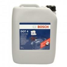 Жидкость тормозная BOSCH DOT 4 5 л / 1987479108
