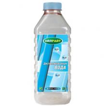 Дистиллированная вода OILRIGHT 1 л / 5511