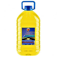 Жидкость стеклоомывателя ELTRANS лимон 5 л / EL-0106.02