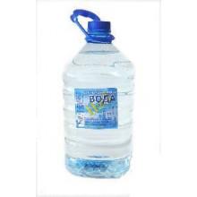 Дистиллированная вода САНТ-СЕРВИС 5 л
