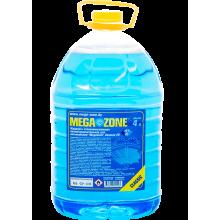 Незамерзающий омыватель стекол MEGAZONE (-20) 4 л / 9000065