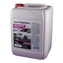 Антифриз CHEMIPRO G12 красный 10кг / CH014