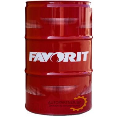 Моторное масло FAVORIT SUPER DI 10W40 API CF-4/SG / 51491 (60л)