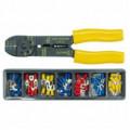 Инструмент для обжима и зачистки проводов