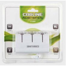 Разветвитель прикуривателя CARLINE CS300W