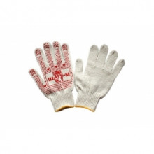 Перчатки белые GLOVERS PROFI-5/7.5 WHITE