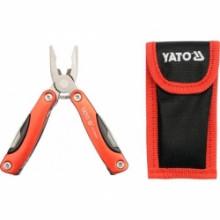 Нож многофункциональный, с чехлом Yato YT-76040