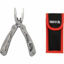 Нож многофункциональный, с чехлом YT-76043 Yato