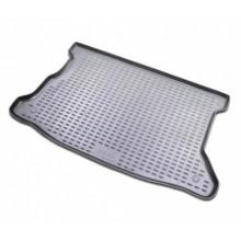 Коврик багажника Autofamily ВАЗ 2115 пластиковый черный / NLC.52.08.B00