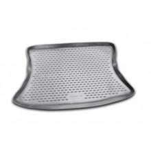 Коврик багажника Autofamily ВАЗ 11183 пластиковый черный / NLC.52.04.B00