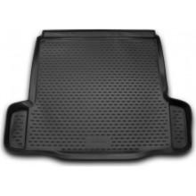 Коврик багажника CHEVROLET Epica 01 2006 седан полиуретановый черный / NLC.08.08.B10