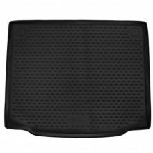 Коврик багажника BMW X3 G01 2017 полиуретановый черный / ELEMENT0544B13