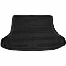 Коврик багажника CHERY Tiggo 3 2017 кроссовер полиуретановый черный / ELEMENT6322B13