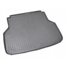 Коврик багажника CHEVROLET Lacetti 2004 седан полиуретановый черный / NLC.08.05.B10