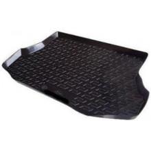 Коврик багажника Autofamily ВАЗ 2112 пластиковый черный / NLC.52.14.B00