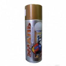Краска Золото KUDO 520мл аэрозольная / KU-1028