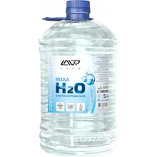 Вода дистиллированная LAVR 5 л / LN5003