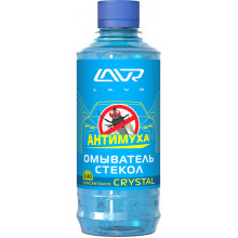 Омыватель стекол LAVR Crystal анти муха концентрат 330 мл / LN1226