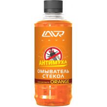 Омыватель стекол LAVR Orange анти муха концентрат 330 мл / LN1216
