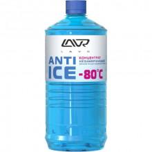 Концентрат незамерзающей жидкости LAVR для омывания стекол (-80) 1 л / LN1324
