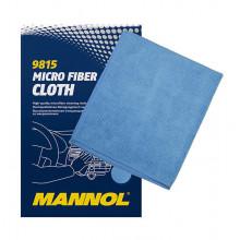 Микрофибра Маnnоl 9815 Micro Fiber Cloth (микроф.очищ.салф) 1шт.