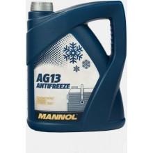 Антифриз MANNOL AG13 -75 зеленый 5Л