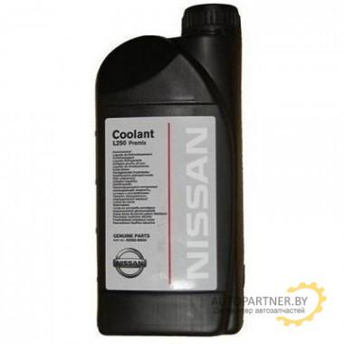Антифриз Nissan Coolant L248 Premix / KE90299935 (1л, зеленый)