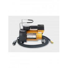 AZARD R13-17/30L Компрессор автомобильный ТОРНАDО, питание - прикуриватель, манометр, насадки, 12 V, 6 атм, 30 л/мин, сумка в комплекте