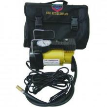 AZARD R17/35L Компрессор автомобильный ТОРНАDО, питание - прикуриватель, манометр, насадки, 12 V, 7 атм, 35 л/мин, сумка в комплекте