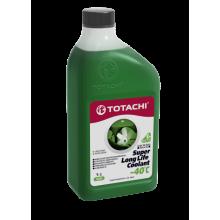 TOTACHI SUPER LONG LIFE COOLANT Green -40C 1l