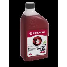 TOTACHI SUPER LONG LIFE COOLANT Red -40C 1l