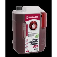 TOTACHI SUPER LONG LIFE COOLANT Red -50C 5l
