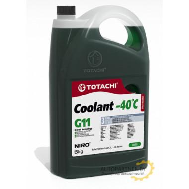 TOTACHI NIRO COOLANT Green -40C 5L
