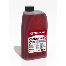 TOTACHI NIRO COOLANT Red -40C 1L