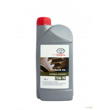 Трансмиссионное масло TOYOTA Getriebeol 75W90 GL-5 / 0888581592 (1л)
