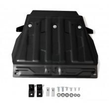 Защита картера + комплект крепежа RIVAL / 111.5713.3