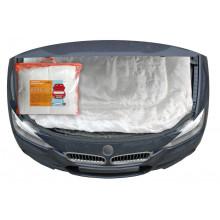 Утеплитель для двигателя AIRLINE, стеклоткань, цвет белый, 160*90 см / ACC-03