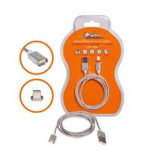 Зарядный кабель для Iphone/IPad с магнитным коннектором AIRLINE / ACH-I6M-17