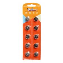 Батарейка AIRLINE AG13/LR44 щелочная 10 шт. / AG13-10