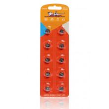 Батарейка AIRLINE AG3/L41 щелочная 10 шт. / AG3-10