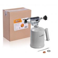 Лампа паяльная AIRLINE (горелка) бензиновая, 1,5L, серая / AGT-06