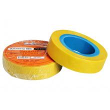 Изолента ПВХ AIRLINE, желтая, 15 мм*10 м / AIT-P-06