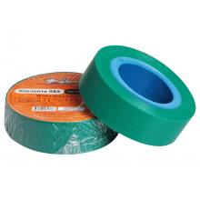 Изолента ПВХ AIRLINE, зеленая, 19 мм*10 м / AIT-P-15