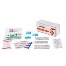 Аптечка универсальная AIRLINE индивидуальная с медикаментами / AM-06