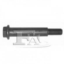 BOSAL Болт крепления глушителя Длина 62мм Размер резьбы M8x62mm